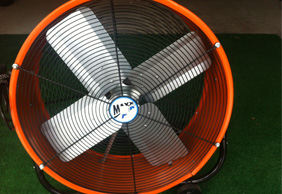 Ground Fan