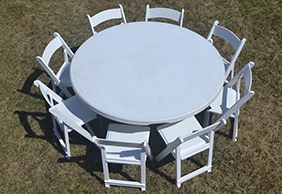 ... 60 Inch Round Table With 8 Chairs ...